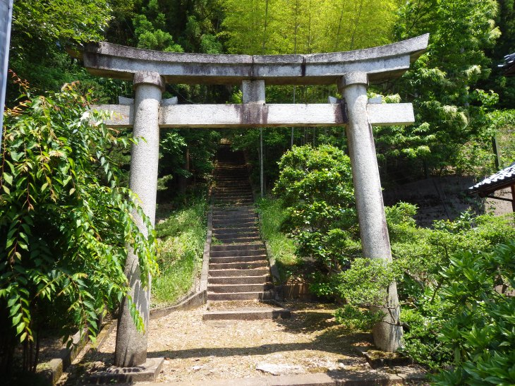 Sabae Torii Gate